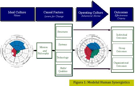 Modelul Human Synergistics